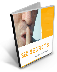 SEO Secrets eBook by Peter Bowen